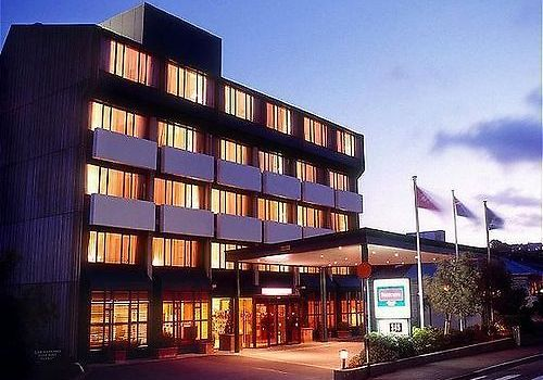 Mercure Hotel Wellington Exterior
