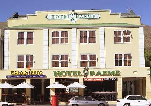 Hotel Graeme Exterior