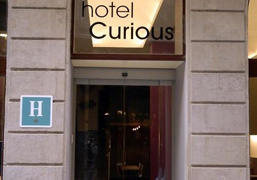 Hotel Curious Exterior