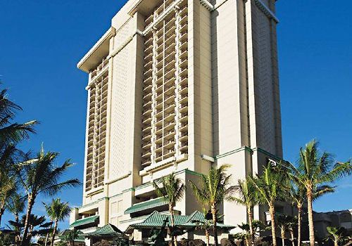 Hilton Hawaiian Village Exterior Kalia Tower