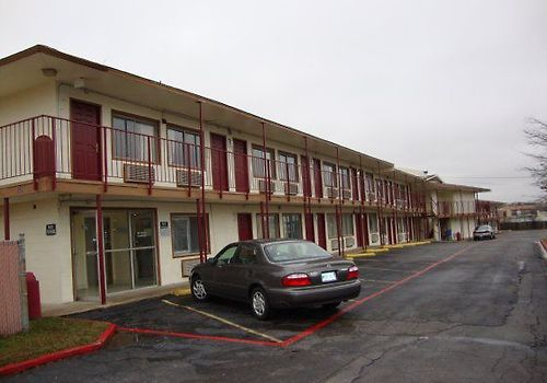 Americas Best Value Inn Mesquite/Dallas Exterior Exterior