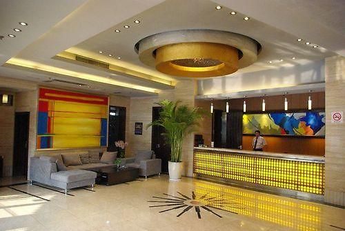 Sina Business Hotel Interior